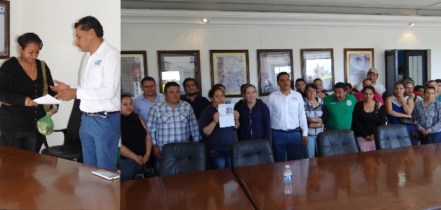 Benefician a estudiantes con becas Educafin